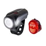 Sigma Aura 35 USB+Nugget 2 Akku Leuchtenset