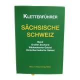 Berg und Naturverlag Rölke Deutschland Sächsische Schweiz Bd. Großer Zschand, Wildensteiner/ Hinterhermsdorfer Gebiet Kletterführer 2018