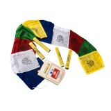 Sherpa Prayer Flag one size