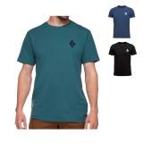 Black Diamond SS Equipment for Alpinist Tee T-Shirt Männer