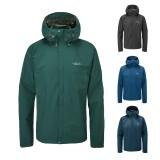 Rab Downpour Eco Jacket Regenjacke Männer