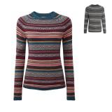 Sherpa Paro Crew Women Sweater Pullover Frauen