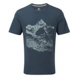 Sherpa Namche Tee neelo blue S
