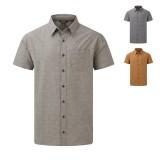 Sherpa Sikeka Short Sleeve Shirt Hemden Männer