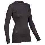 Ortovox Merino Supersoft Long Sleeve Women black raven