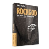 Panico Alpinverlag Jerry Moffatt Rockgod - Das Leben einer Kletterlegende