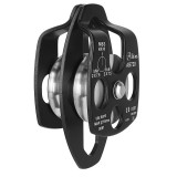 Aliens Umlenkrolle Big Double Pulley Open schwarz
