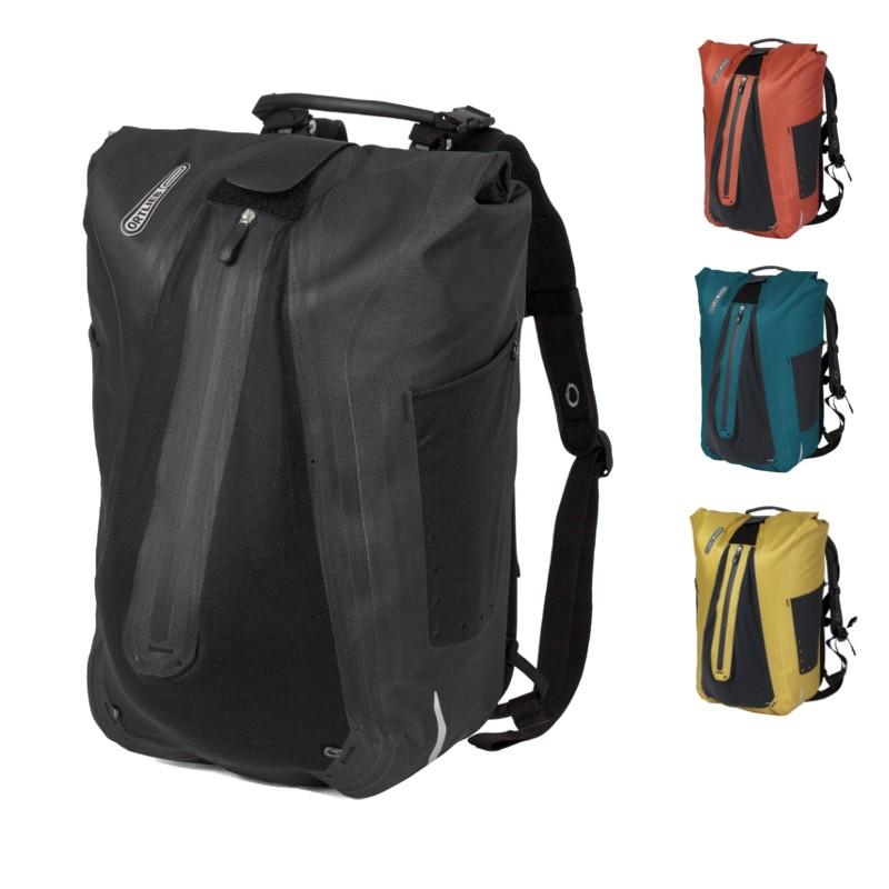 ortlieb vario fahrradtasche rucksack mit ql2 1 77643 im onlineshop von mont k berlin kaufen. Black Bedroom Furniture Sets. Home Design Ideas