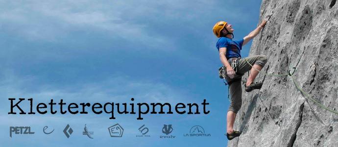 Mont K - Kletterequipment