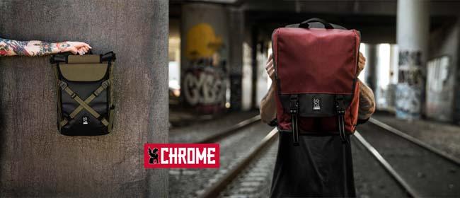 Chrome bei Mont K