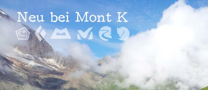 Neu bei Mont K