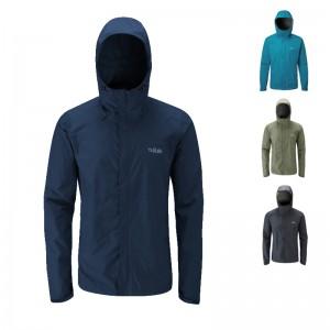 Rab Downpour Jacket Regenjacke Männer