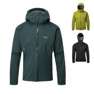Rab Downpour Plus Jacket Regenjacke Männer