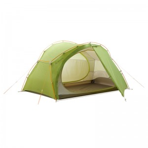 Vaude Low Chapel L 2 Personen Zelt avocado
