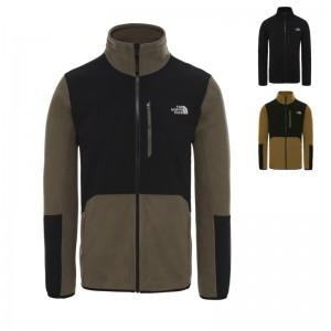 The North Face Glacier Pro Full Zip Jacket Fleecejacke Männer