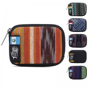 Ethnotek Coyopa Pouch RFID Geldbörse