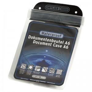 Ortlieb Dokumentenbeutel transparent
