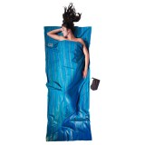 Cocoon Travel Sheet Coupler 220 x 83 cm Nile Baumwolle