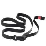 Ocun Chalk Bag Belt Gurt schwarz/rot