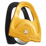 Petzl Mini Prusikrolle gold/black