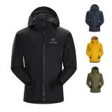 Arcteryx Beta SL Hybrid Jacket Regenjacke Männer