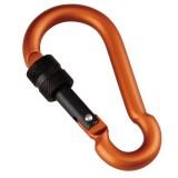 Munkees Birnenkarabiner Screw Lock 7 mm