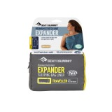 Sea To Summit Expander Liner Traveller with Pillow Insert navy