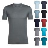 Icebreaker Tech T Lite SS 150 Crewe T-Shirt Männer