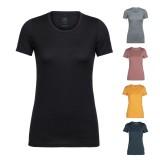 Icebreaker Tech Lite SS 150 Women Low Crewe T-Shirt Frauen