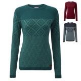 Sherpa Amdo Women Crew Sweater Pullover Frauen