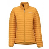 Marmot Solus Featherless Women Jacket golden eye Größe M