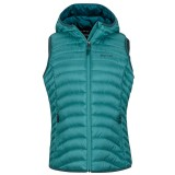 Marmot Bronco Hooded Women Vest patina green Größe L