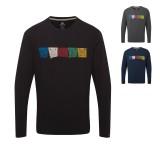 Sherpa Tarcho Long Sleeve Tee Pullover Männer