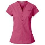 Vaude Turifo Women Shirt passion fruit Größe 36