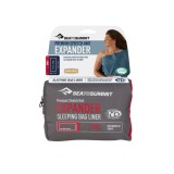 Sea To Summit Expander Liner Long navy blue