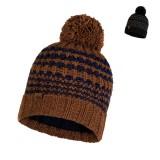 Buff Knitted & Polar Hat Kostik Mütze