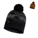 Buff Knitted & Polar Hat Garid Mütze