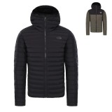 The North Face Stretch Down Hoodie Winterjacke Männer