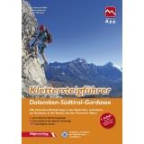 Alpinverlag Jentzsch-Rabl Klettersteigführer Italien Dolomiten Südtirol Gardasee 4. Auflage 2019