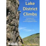 Rockfax England Lake District Climbs Kletterführer 2019
