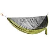 Cocoon Ultralight Mosquito Net Hammock Hängematte single size olive green/black 325x148 cm