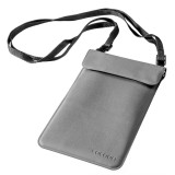 Cocoon Waterproof Neck Wallet anthracite 18,5x12 cm
