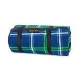 Spokey Picknickdecke Tartana blau 150 x 180 cm