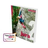 Panico Alpinverlag Deutschland Frankenjura Bd. 2  Kletterführer 2020