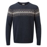 Sherpa Nathula Crew Sweater Pullover Männer