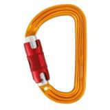 Petzl Sm´D Karabiner RL (Twist Lock) gelb