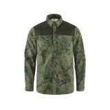 Fjällräven Värmland G-1000 Shirt green camo-deep forest S
