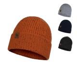 Buff Knitted Hat Kort Mütze