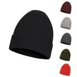 Buff Merino Wool Knit 1L Hat Norval Mütze Unisex