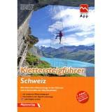 Alpinverlag Jentzsch-Rabl Klettersteigführer Schweiz 1. Auflage 2019